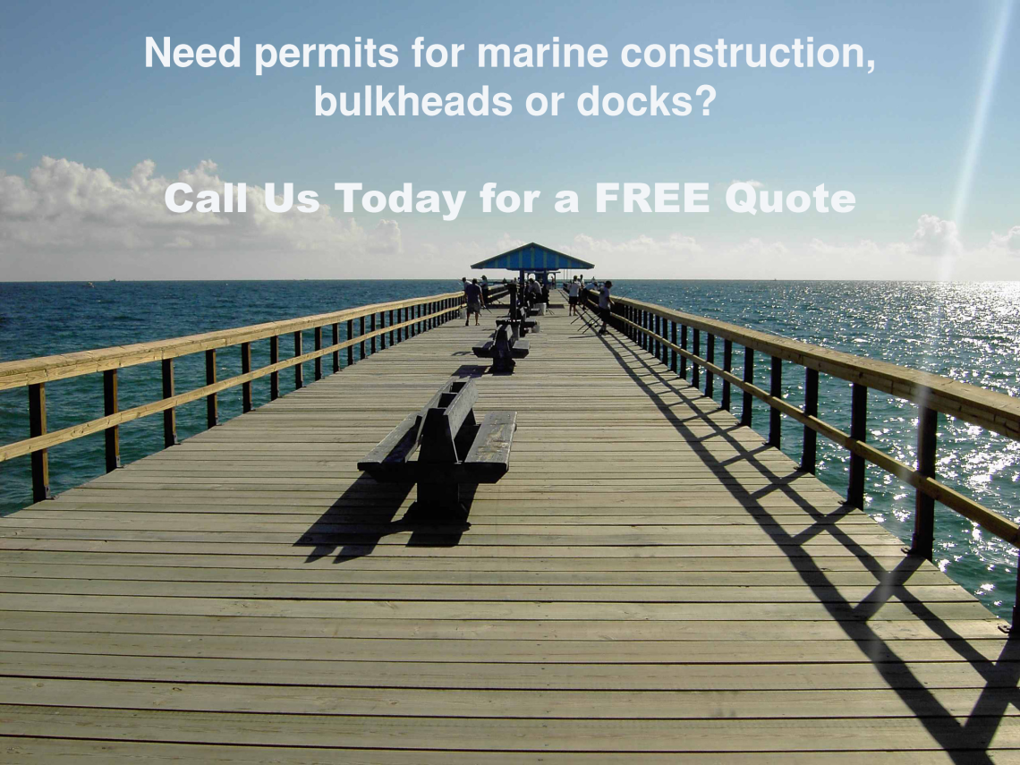 dock and bulkhead permits